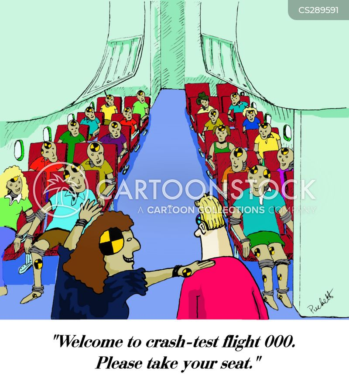 safety check cartoon