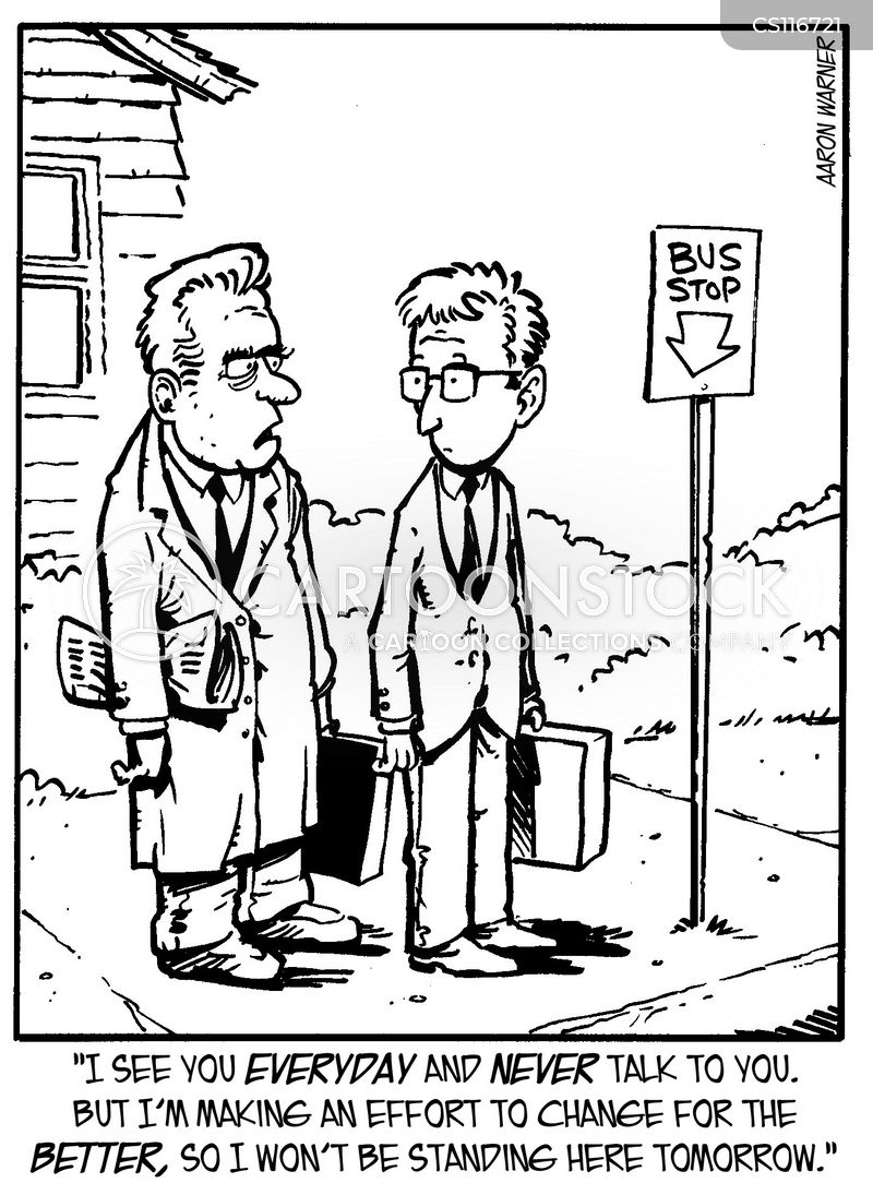 Making A Difference Cartoons and Comics - funny pictures ...  Making Changes Funny
