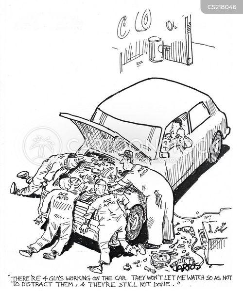 fixers cartoon