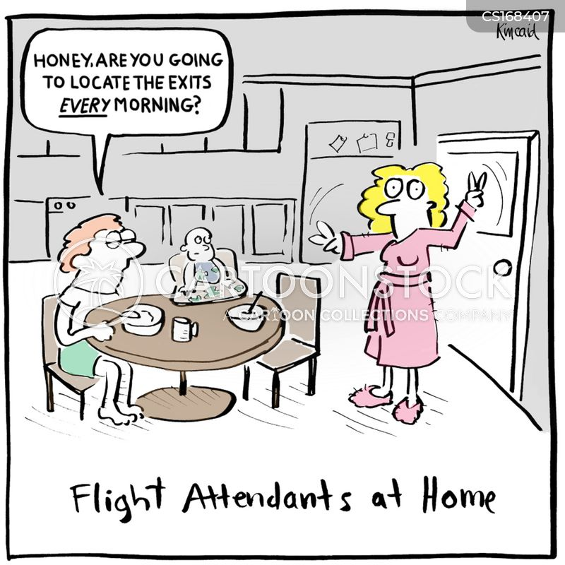 Air stewardess jokes