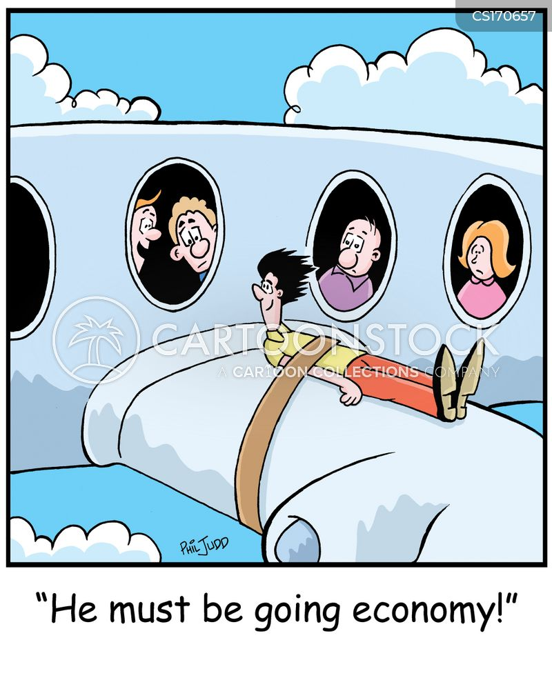 aviation cartoon