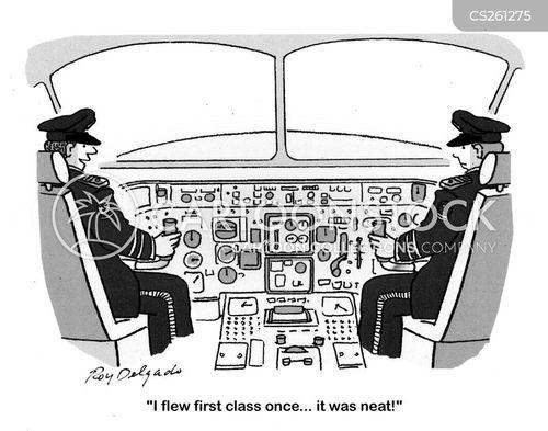 classed cartoon