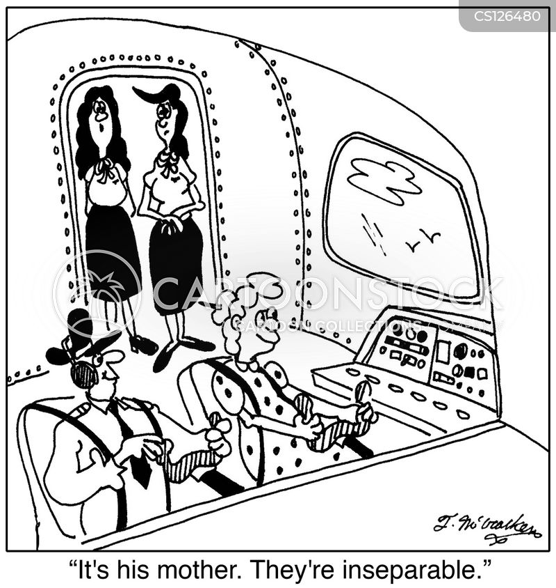 cockpit cartoon