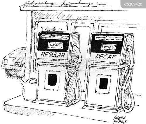 diesel cartoon