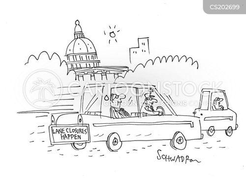bridgegate cartoon