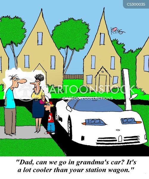 Cool Car Cartoons And Comics Funny Pictures From CartoonStock - Cool car cartoon