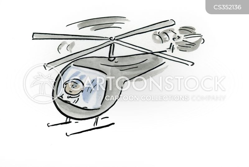 rescue helicopters cartoon