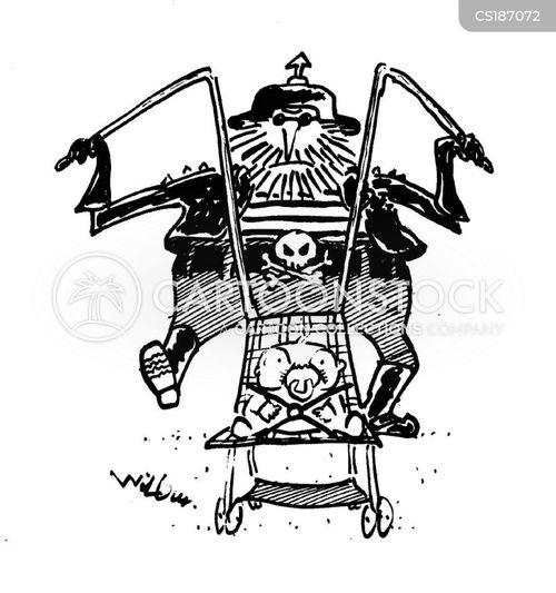 buggies cartoon
