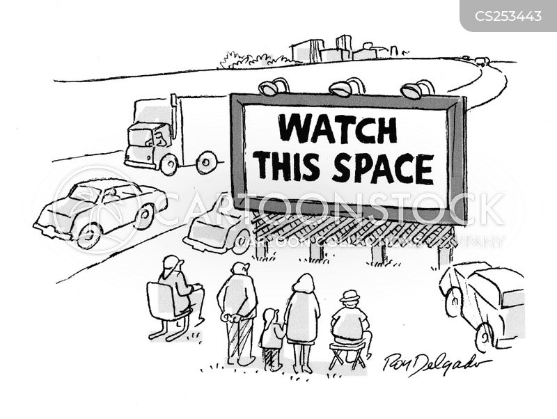 watch this space cartoon