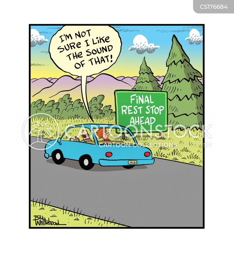 long journeys cartoon