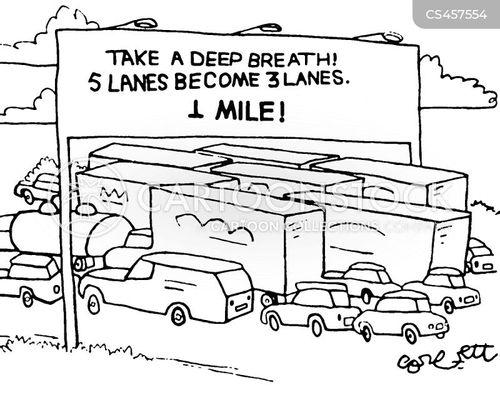 bottlenecks cartoon