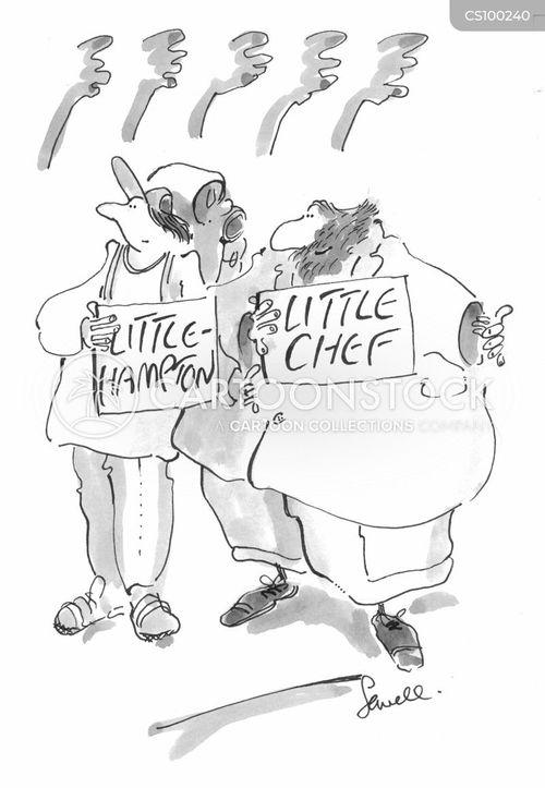 hampton cartoon
