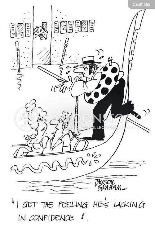 venetian cartoon