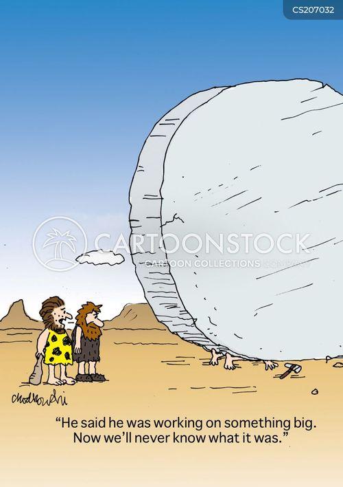 primitive civilization cartoon