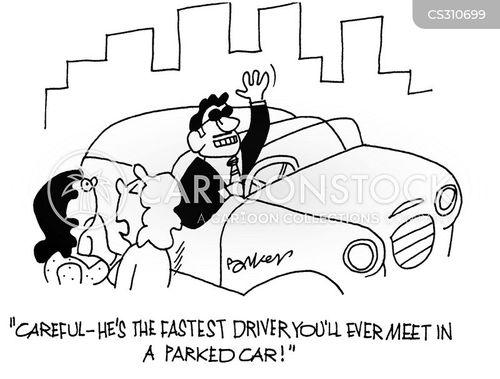 fastest cartoon