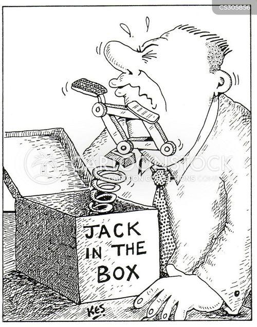 Car Jack Cartoons And Comics