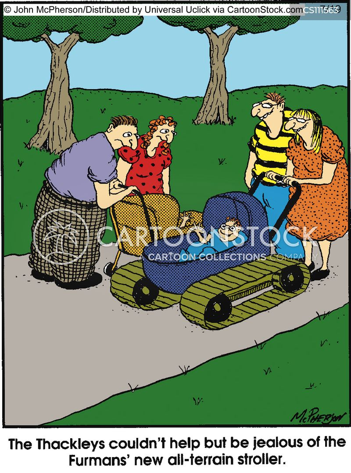 all terrain vehicle cartoon