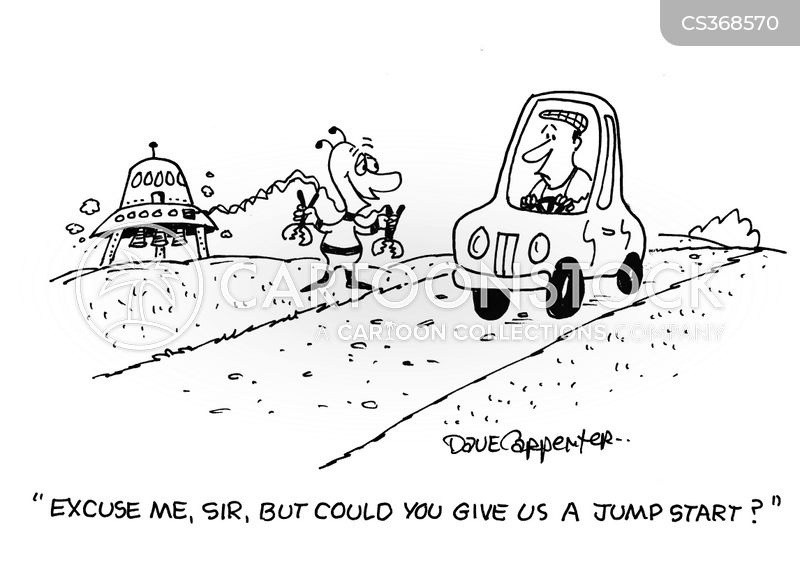 jump start cartoon