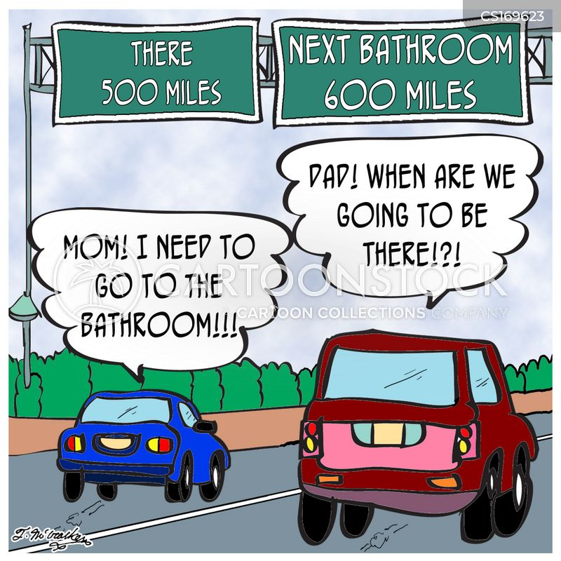 public restroom cartoons and comics  funny pictures from cartoonstock, Bathroom decor
