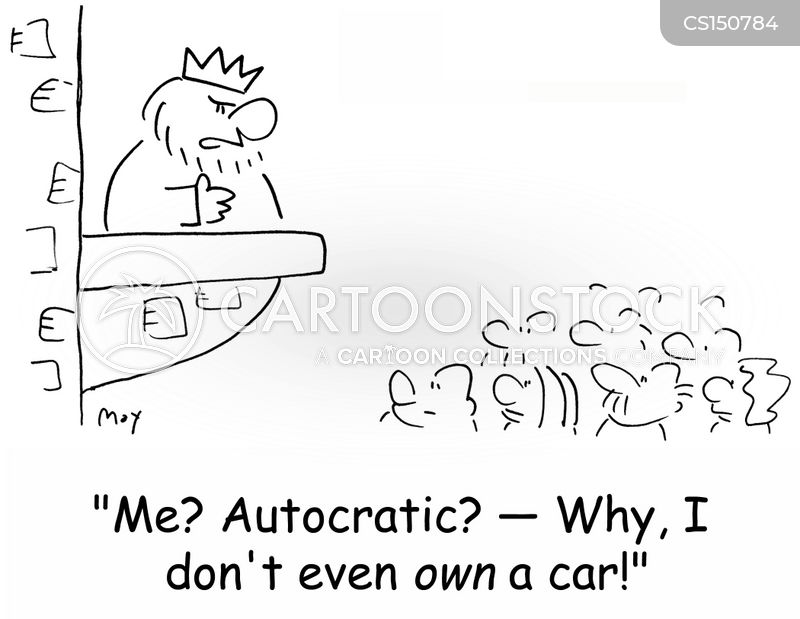 Autocratic Why I Dont Even Own A Car