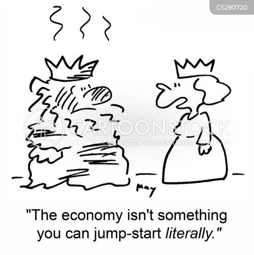 jump-start cartoon