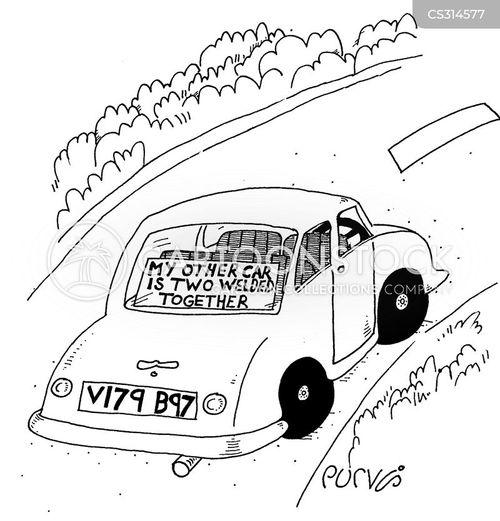 banger cartoon