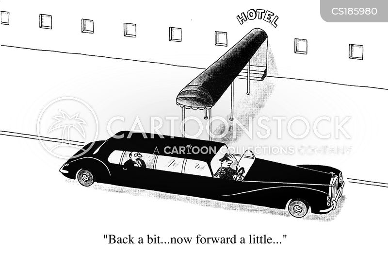 Limousine Cartoons and Comics - funny pictures from CartoonStock