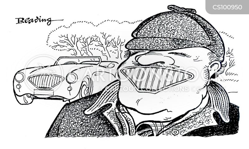 grille cartoon