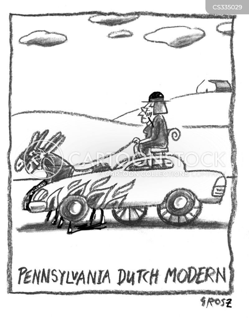 pennsylvania cartoon