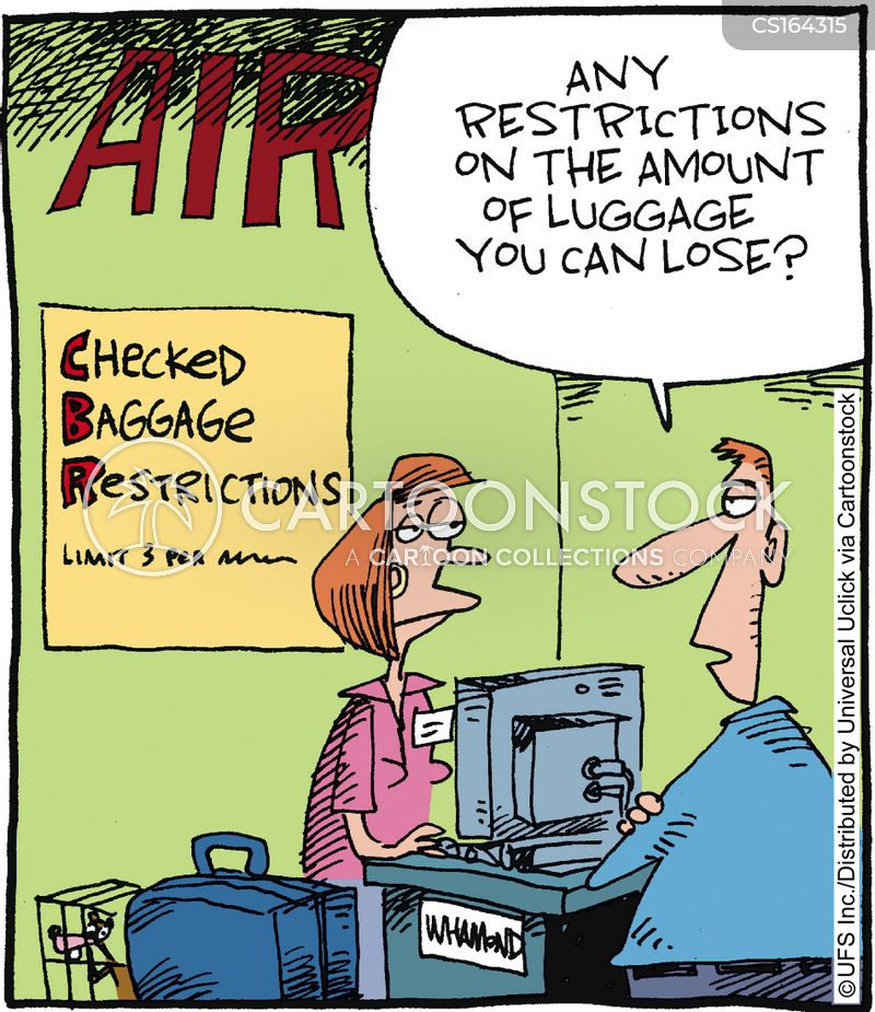 restrictions cartoon
