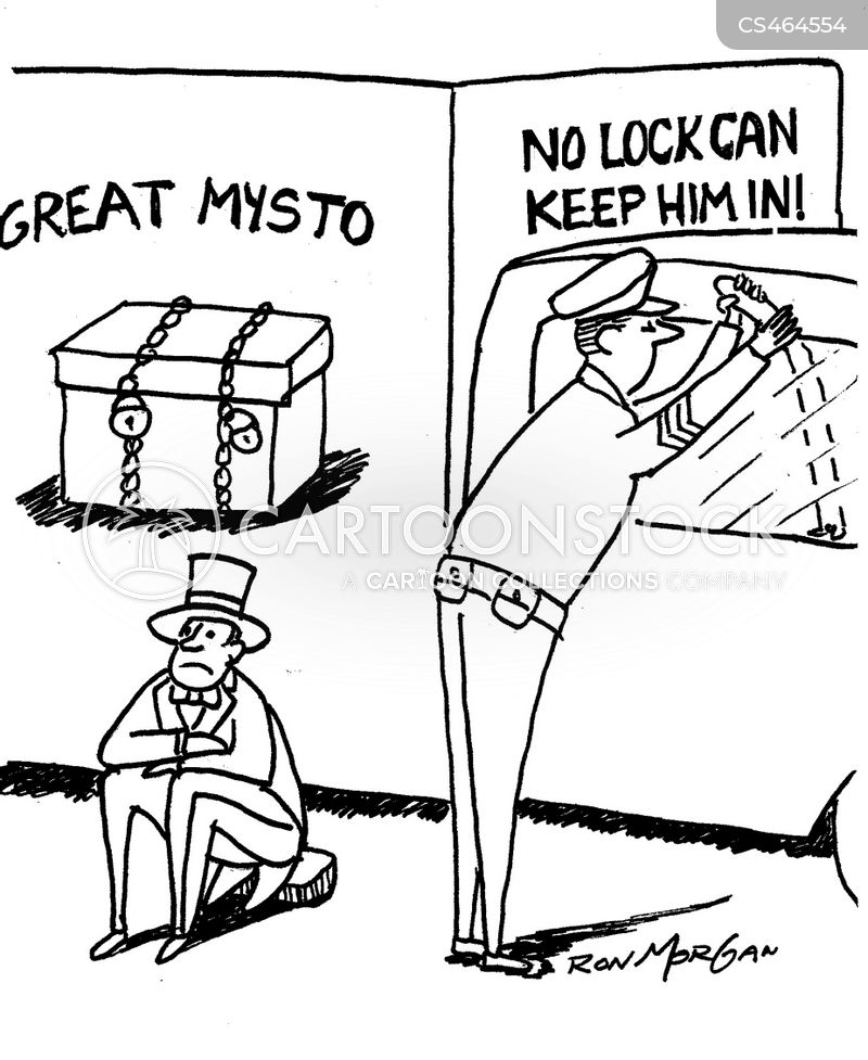 lockpicks cartoon