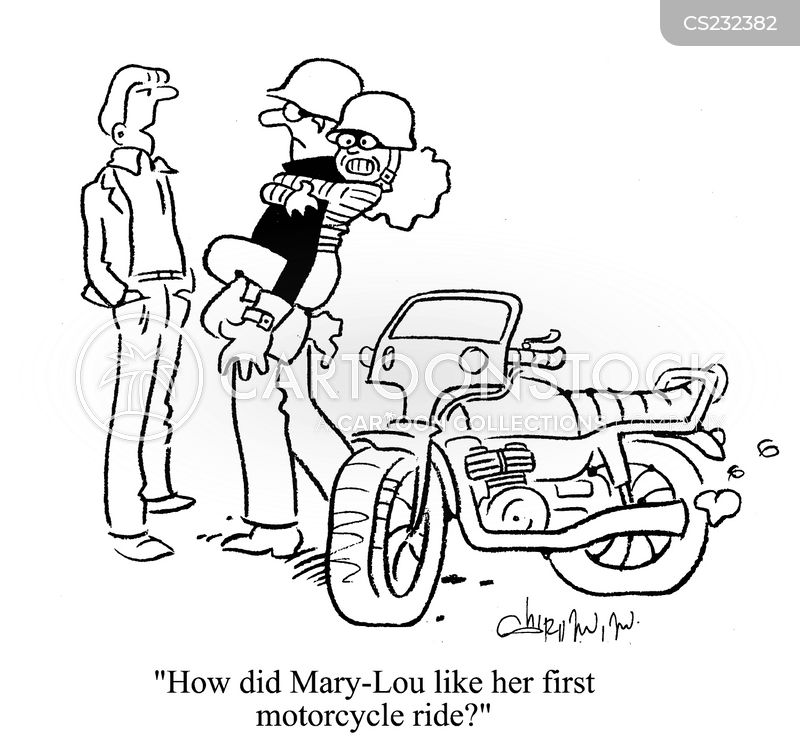 Image result for speeding motorcycle cartoon