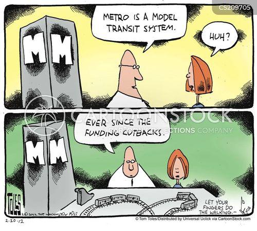 transportations cartoon
