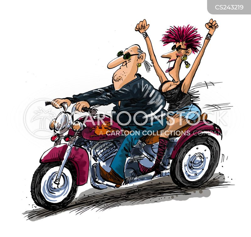Biker Woman cartoons, Biker Woman cartoon, funny, Biker Woman picture, Biker Woman pictures, Biker Woman image, Biker Woman images, Biker Woman illustration, Biker Woman illustrations