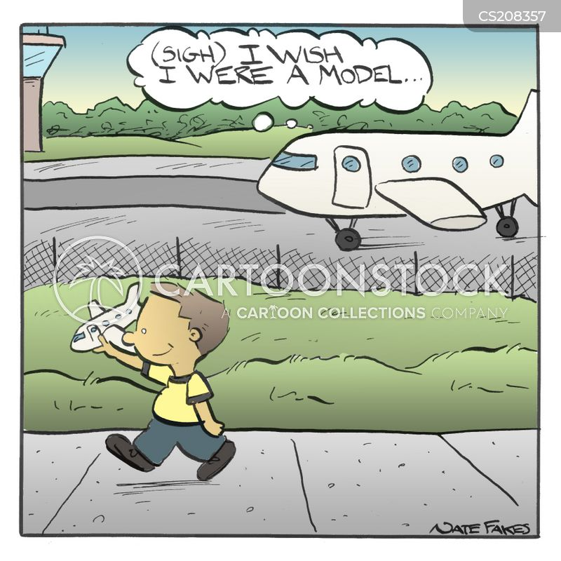 runways cartoon