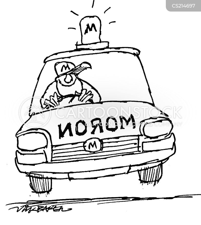 public vehicles cartoon