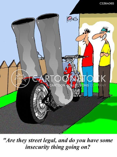 modifications cartoon