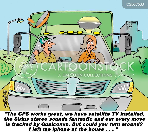 motor-homes cartoon