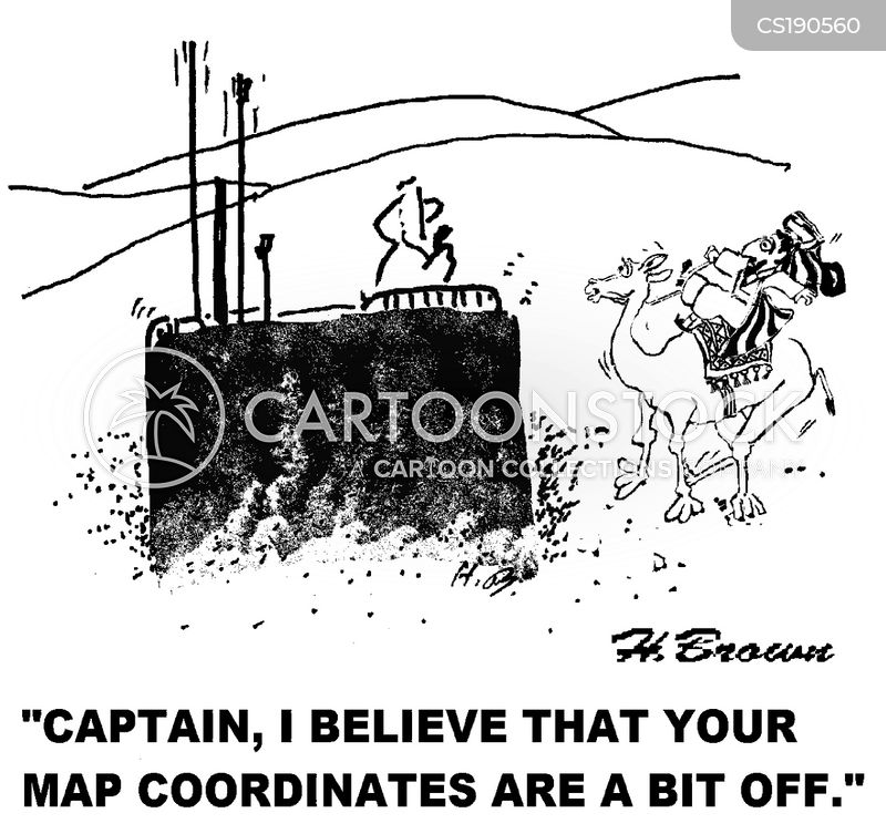 navigators cartoon