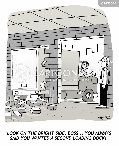positive thinkers cartoon
