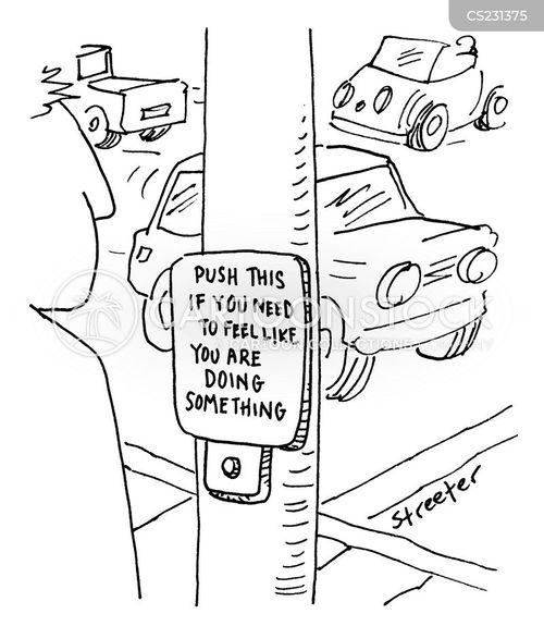 helplessness cartoon