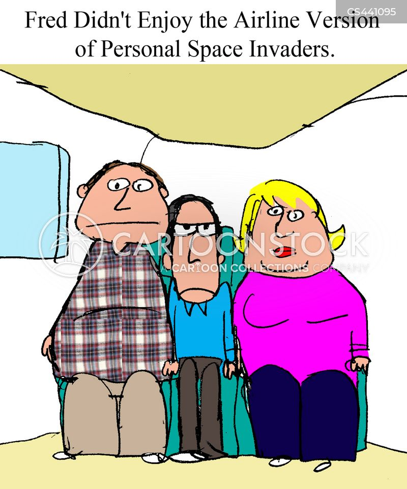 personal space invasion
