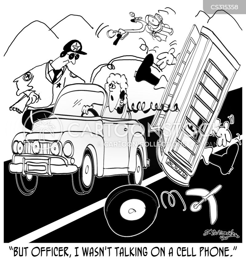 Motorcycle Accident Cartoons And Comics