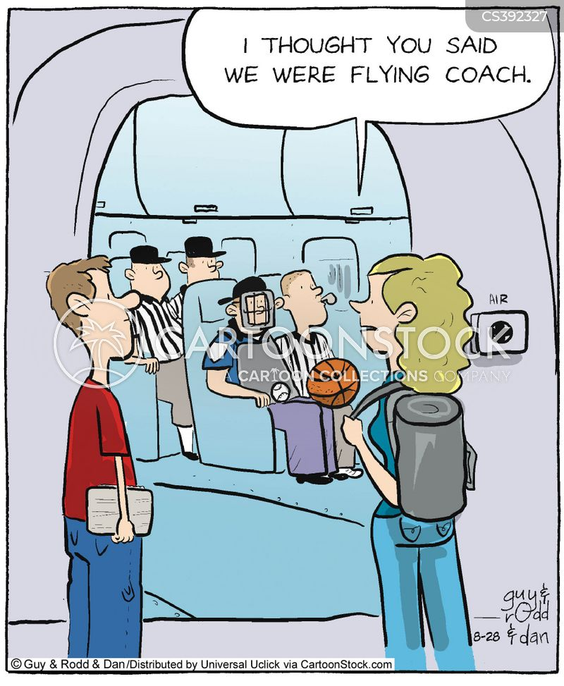 plane tickets cartoon
