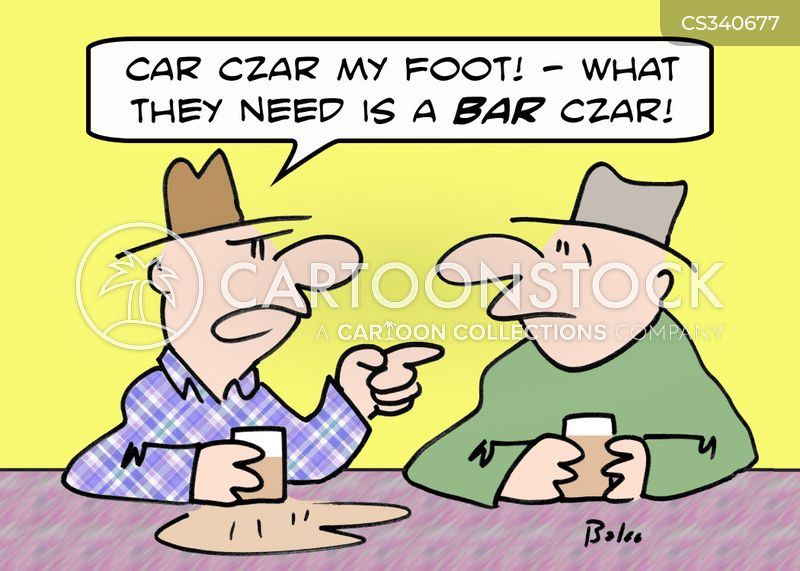 car revivals cartoon