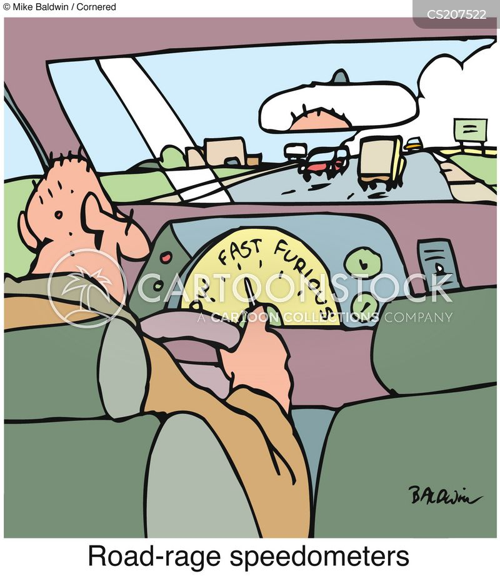 speedy cartoon