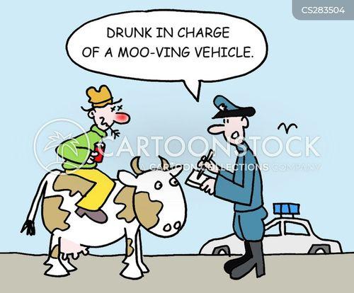 moving vehicles cartoon