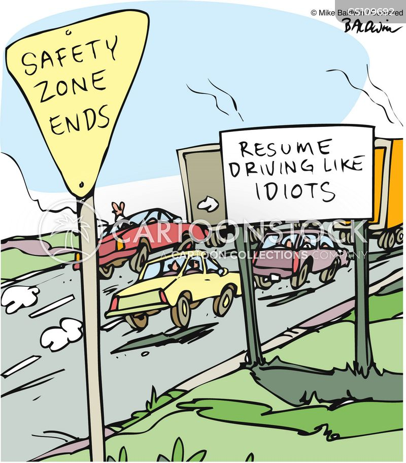 Safety Zone cartoons, Safety Zone cartoon, funny, Safety Zone picture, Safety Zone pictures, Safety Zone image, Safety Zone images, Safety Zone illustration, Safety Zone illustrations