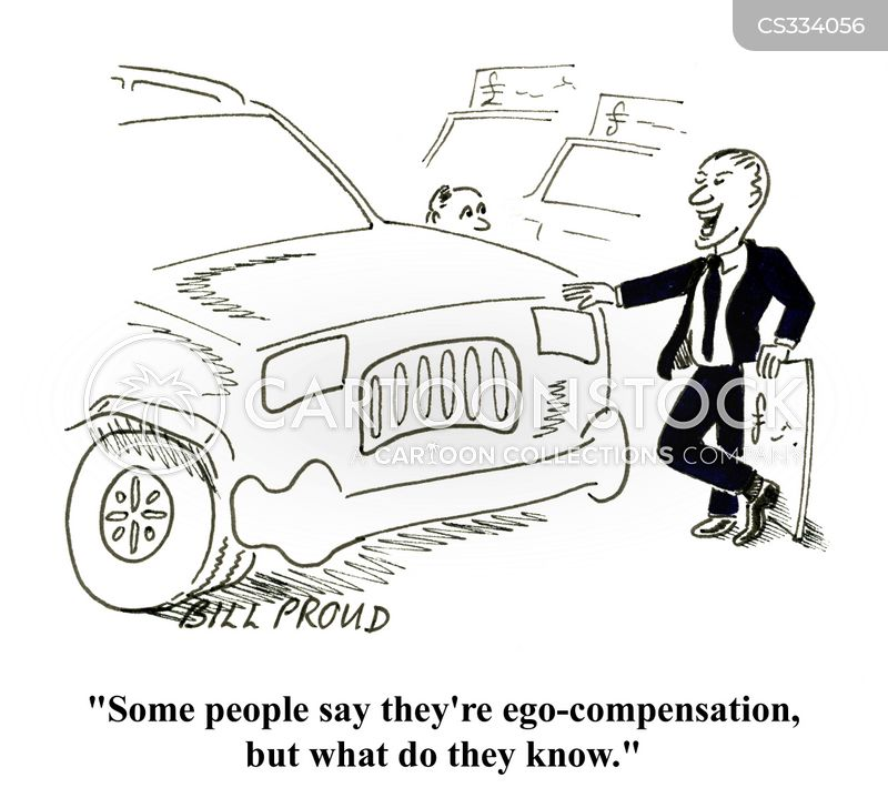 big car cartoon