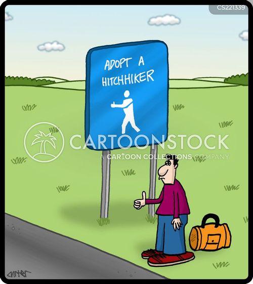 thumb cartoon